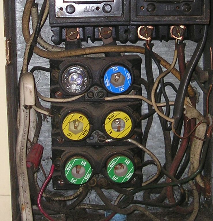 old home fuse box parts data wiring diagram  older home fuse box diagram #12