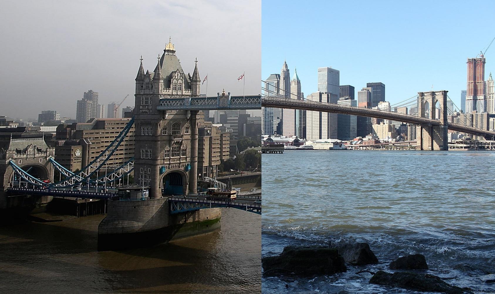 To Londinium…